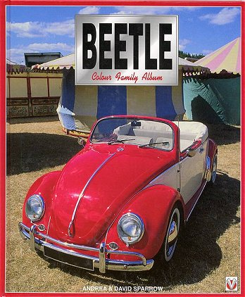 VW - Beetle. Colour family album - Andrea and David Sparrow - 1-874105-69-3 - [63]-1