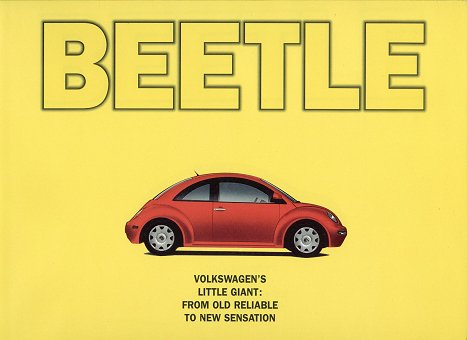 VW - Beetle. Volkswagen´s Little Giant - 0 7853 3152 2 - [64]-1
