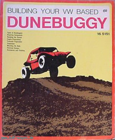 VW - Building your own VW based Dunebuggy - Peter Ezzell, John Quan - - - [79]-1