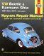 VW - VW Beetle 1200 and Karman Ghia 1954-1979 - John Harold Haynes, D. M. Stead - 1-85010-729-7 - [278]