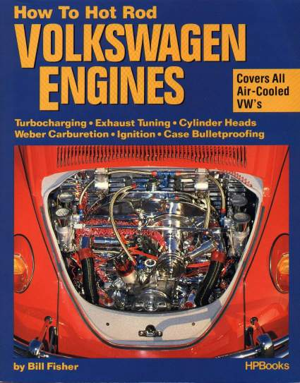 VW - How to Hot Rod Volkswagen Engines - Bill Fisher - 0-912656-03-4 - [297]-1