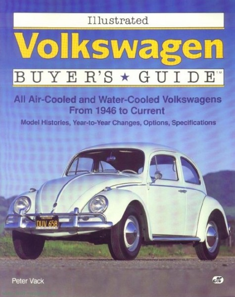 VW - Illustrated Volkswagen buyer's guide - Peter Vack - 0879387246 - [311]-1