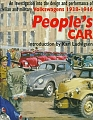 VW - People's Car : An Investigation into the design and performance of Civilan and Military Volkswagen 1938-1940 - Karl Ludvigsen - 0112905552 - [486]