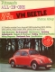 VW - Pitman´s all-in-one book of the VW beetle - Staton Abbey - 0273 00946 X - [492]