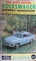 VW - The 1600 model Volkswagen owners handbook of maintenance and repair - Floyd Clymer - - - [573]