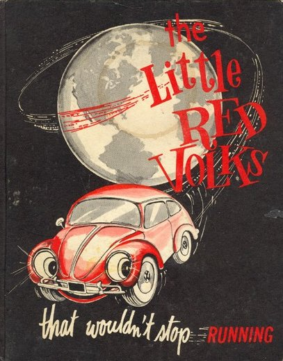 VW - The little red Volks that wouldn't stop running - L.C. Barringer - - - [598]-1