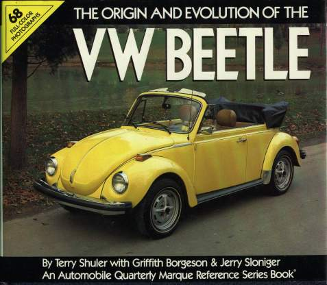 VW - The origin and evolution of the VW Beetle - Terry Shuler - 0-915038-45-5 - [603]-1