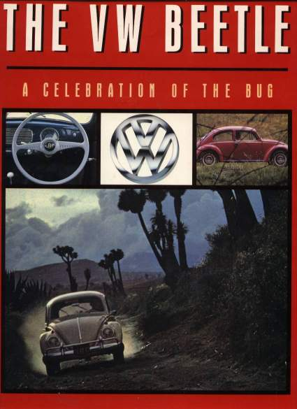 VW - The VW Beetle, a celebration of the bug - Christy Campbell - 0-681-40981-9 - [621]-1