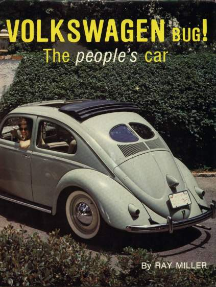 VW - Volkswagen Bug ! - The people's car - Ray Miller - 091-3056-12-X - [679]-1