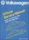 VW - Volkswagen Official Service Manual Beetle and Karmann Ghia Official Service Manual Type 1: 1966-1969 - Volkswagen of America - 0-8376-0416-8 - [718]