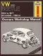 VW - VW 1200 Beetle Owners Workshop Manual,  1954-1977, all Models - J.H. Haynes - 0-85696-524-3 - [785]