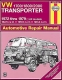 VW - VW 1700/1800/2000 Transporter/All Models 1972 thru 1979 - J.H. Haynes - 0856966142 - [794]