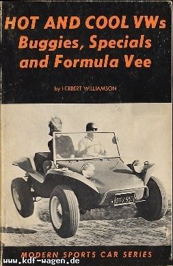 VW - Hot and cool VWs. Buggies, Specials and Formula Vee - Williamson, Herbert - [1027]-1