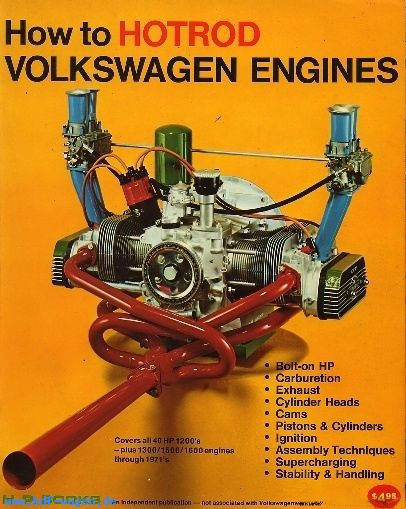 VW - How to hotrod volkswagen engines - Fisher, Bill - [1028]-1