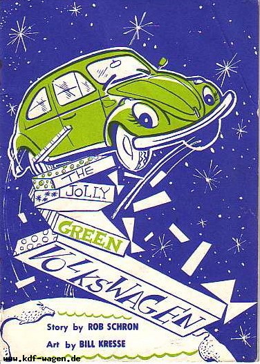 VW - The jolly green volkswagen - Rob Schron & Bill Kresse - [1041]-1