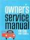 VW - Owner´s service manual. VW 1300 1200A - - - [1094]