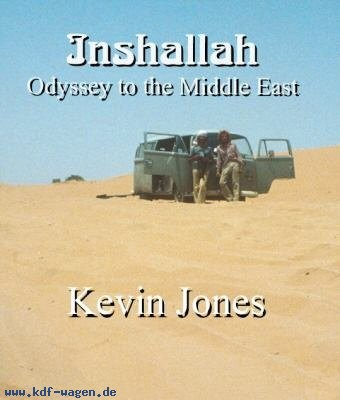 VW - Inshallah. Odyssey to the MiddleEast - Kevin Jones - [1098]-1