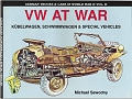 VW - VW at war : Kübelwagen, Schwimmwagen & Special Vehicles - M.Sawodny - 0 88740 308 5 - [1146]