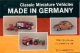 VW - Classic Miniature Vehicles - MADE IN GERMANY - Dr Edward Force - 0 88740 251 8 - [1148]