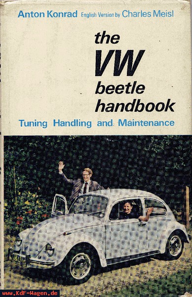 VW - The VW Beetle Handbook. Tuning Handling and Maintenance - Anton Konrad - 0 85429 106 7 - [1170]-1