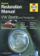 VW - VW Beetle & Transporter: Restoration Manual - Lindsay Porter - 1-85960-615-6 - [1174]