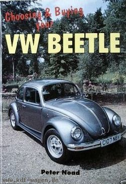 VW - Choosing and buying your VW Beetle - Peter Noad - [1189]-1
