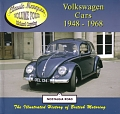 VW - Volkswagen Cars 1948- 1968 - Richard Copping - 1 903016 50 3 - [1217]