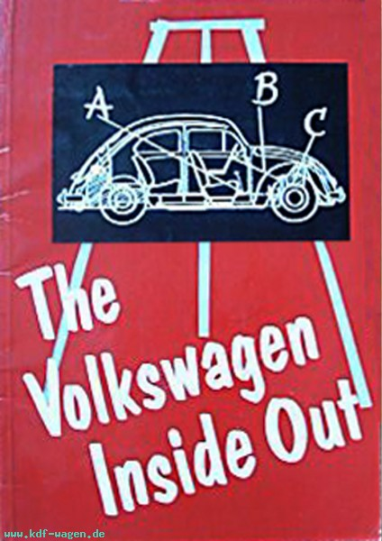 VW - The Volkswagen inside out. Book 3 - Adelbert Schaar - no - [1237]-1