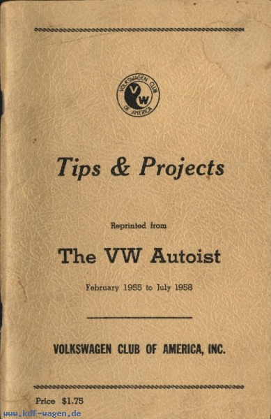 VW - Tips & Projects - [1242]-1