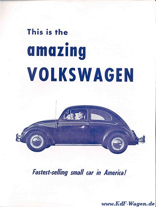 VW - 1955 - This is the amazing Volkswagen - [1517]-1