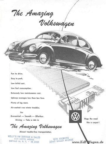 VW - 1955 - The amazing Volkswagen - [1518]-1