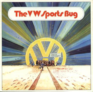 VW - 1973 - The VW Sports Bug - 36-11-31011 - [2171]-1