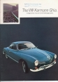 VW - 1968 - The VW Karmann Ghia - 33-14-86010 - [2300]