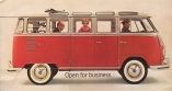 VW - 1962 - Open for business - [2337]