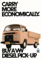 VW - 1982 - Carry more economically. - 45322 01/82 - [2369]