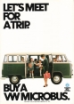 VW - 1981 - Let´s meet for a trip. - 45180 10/81 - [2373]