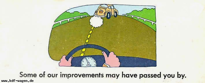 VW - 1968 - Some of our improvements may have passed you by. - [2479]-1