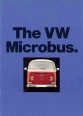 VW - 1971 - The VW Microbus. - 151.523.25 8/71 - [2510]