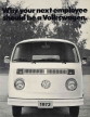 VW - 1973 - Why your next employee should be a Volkswagen. - [2511]