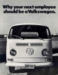 VW - 1972 - Why your next employee should be a Volkswagen. - 33-21-26010 - [2512]