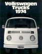 VW - 1974 - Volkswage Trucks 1974 - [2513]