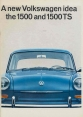 VW - 1965 - A new Volkswagen Idea the 1500 and 1500 TS - [2524]