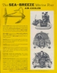 VW - 1958 - The Sea Breeze Marine Four Air Cooled - [2572]
