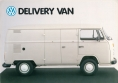 VW - 1984 - Delivery Van - 45924 01/84 - [2694]