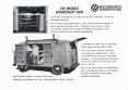 VW - 1963 - VW Mobile Workshop Van - [2695]