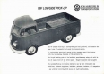 VW - 1963 - VW Lowside Pick-Up - [2698]