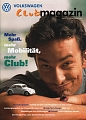 VW - 1996 - Volkswagen Club magazin - 01 - [4530]