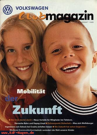 VW - 1995 - Volkswagen Club magazin - 02 - [4777]-1