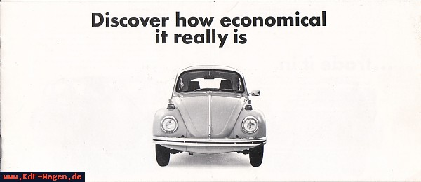 VW - 1973 - Discover how economical it really is - 36-00-35401 - [5055]-1