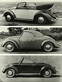 VW - 1949 - Beetle Convertible - [5281]